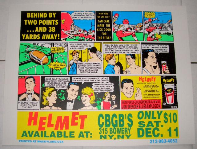 The Jon Spencer Blues Explosion - CBGB's, New York, US (11 December 1993)