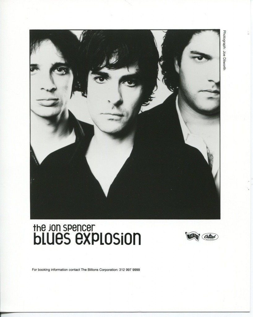 The Jon Spencer Blues Explosion - Promotional Photo [#3] (PHOTO, US)