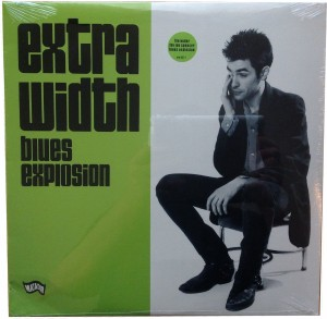 The Jon Spencer Blues Explosion – Extra Width (LP, US) - Cover