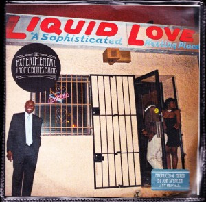 The Experimental Tropic Blues Band - Liquid Love [Promo] (CD, BELGIUM) - Cover