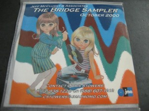 V/A feat. Russell Simins - Specialty Secret Weapon CD: The Bridge Sampler (CD, US) - Front