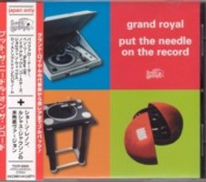 V/A feat. Butter 08 - Grand Royal: Put The Needle On The Record (CD, JAPAN)