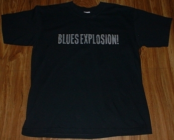 The Jon Spencer Blues Explosion - Summer Cyclone Deathtrip (SHIRT, US)