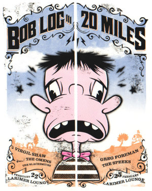 20 Miles - Larimer Lounge, Denver, CO, US (25 February 2003)