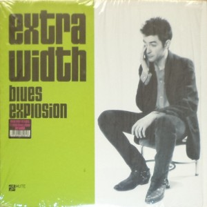 The Jon Spencer Blues Explosion - Extra Width / Mo' Width (2xLP, UK) - Cover