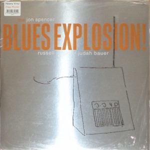 The Jon Spencer Blues Explosion - Orange [2000] (LP, UK) - Cover