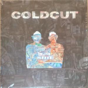 Coldcut - Sound Mirrors (2xLP, UK) - Cover