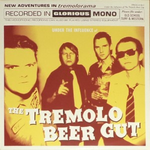 The Tremolo Beergut - Under The Influence of... (LP, DENMARK) - Cover