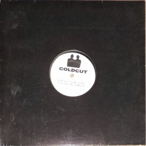 "Coldcut - Everything Is Under Control [Promo] (12"", UK) - Front"