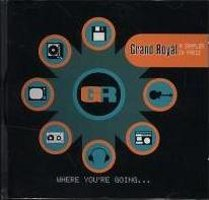 V/A feat. Butter 08 - Grand Royal: A Sampler in Paris – Where You're Going... (CD, FRANCE)