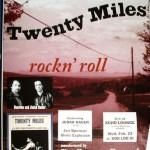 Twenty Miles – Echo Lounge, Atlanta, US (23 February 2000)