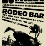 20 Miles – The Rodeo Bar, New York City, NY, US (11 March 2005)