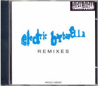 Duran Duran - Electric Barbarella [Promo] (CD, US)