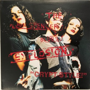 The Jon Spencer Blues Explosion – Crypt Style (LP, GERMANY)  - The Jon Spencer Blues Explosion – Cover
