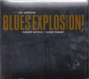 The Jon Spencer Blues Explosion - Orange + Experimental Remixes [2010] (2xCD, UK) - Cover