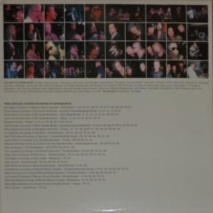 The Sadies - In Concert Volume One (3xLP, US) - Inside Sleeve