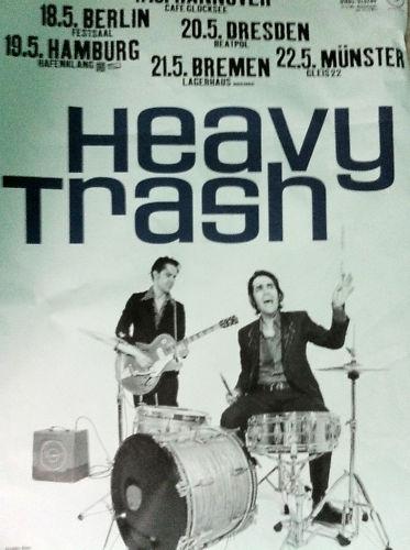 Heavy Trash - May Tour, Germany (18 - 22 May 2010)