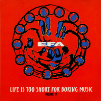 V/A feat. Jon Spencer Blues Explosion - Life Is Too Short For Boring Music: Volume VI (2xCD, GERMANY)