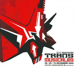 V/A feat. Coldcut - Trans Musicales 2005 (CD, FRANCE)