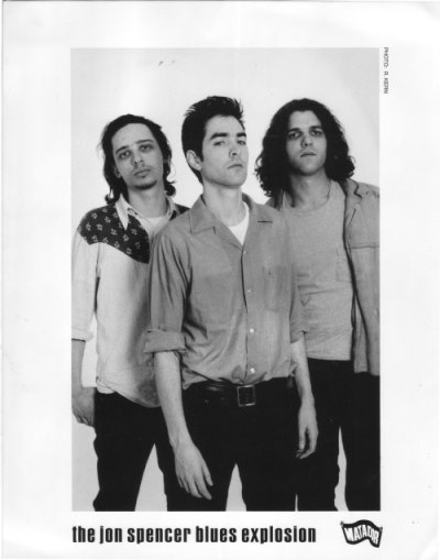 The Jon Spencer Blues Explosion - Promotional Photo [#12] (PHOTO, US)