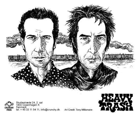Heavy Trash - Millionaire Portraits (PHOTO, DENMARK)