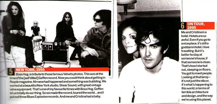 Jon Spencer / Blues Explosion / Boss Hog / Heavy Trash / Pussy Galore - Ch-Ch-Ch-Ch-Changes (PRESS, UK)
