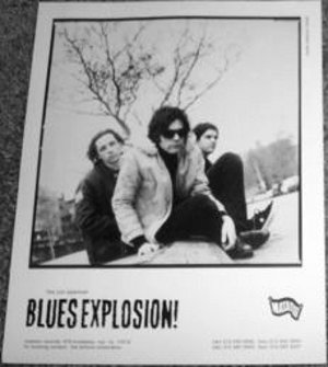 Jon Spencer Blues Explosion - Promotional Photo [#19] (PHOTO, US)