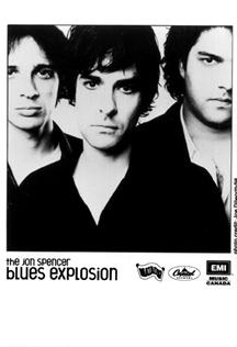 The Jon Spencer Blues Explosion - Promotional Photo [#8] (PHOTO, CANADA)