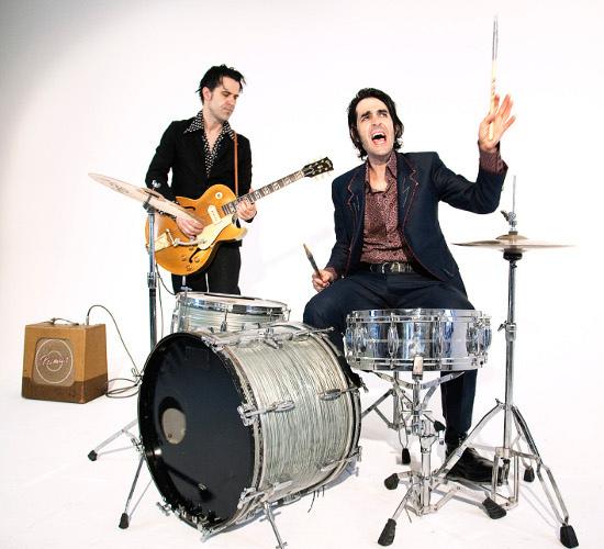 Heavy Trash - Drums (PHOTO, DENMARK)