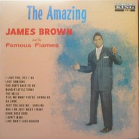The Amazing James Brown and The Famous Flames (LP, US)