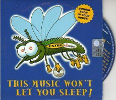 V/A feat. Boss Hog - This Music Won't Let You Sleep! (CD, ITALY)