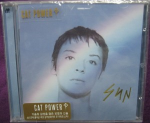 Cat Power - Sun (CD, KOREA)