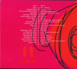 The Jon Spencer Blues Explosion - Acme + Acme Plus [2010] (2xCD, UK) - Rear