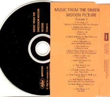 V/A feat. The Jon Spencer Blues Explosion - Scream 2: Music From The Dimension Motion Picture [Promo] (CD, US)