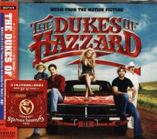 V/A feat. Blues Explosion - The Dukes of Hazzard: Music From The Motion Picture (CD, JAPAN)