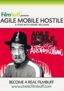 V/A feat. Jon Spencer - Agile, Mobile, Hostile: A Year With Andre Williams (DVD, US)