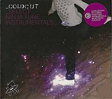 V/A feat. Coldcut - Select Ninja Tune Instrumentals (CD, UK) - Cover