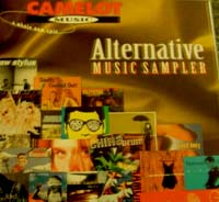 V/A feat. Boss Hog - Camelot Music Sampler (CD, US)