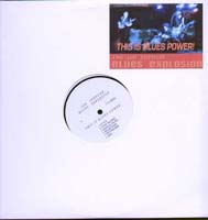 The Jon Spencer Blues Explosion - This Is Blues Power! [Bootleg] (LP, JAPAN)
