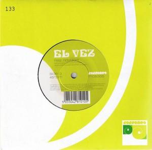 "El Vez - Feliz Navidad (7"", UK) - Front"