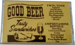V/A feat. Boss Hog - Good Beer / Tasty Sandwiches (CASSETTE, US) - Cover