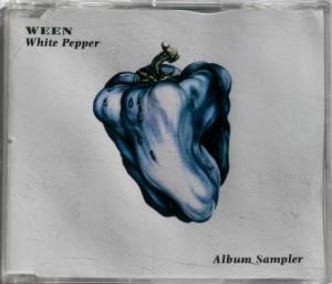 Ween - White Pepper Album Sampler [Promo] (CD, UK)