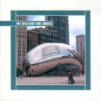 V/A feat. Heavy Trash - We Deliver The Goods [Promo] (CD, GERMANY)  - Cover