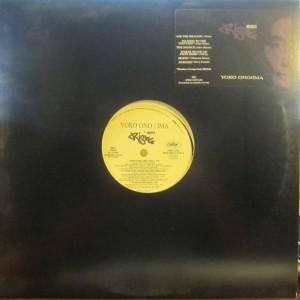 "Yoko Ono / IMA - Rising Mixes [Promo] (12"", US) - Front"