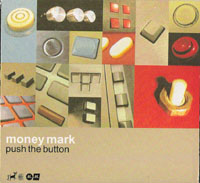 Money Mark - Push The Button [Limited Card Sleeve] (CD, UK) - Cover