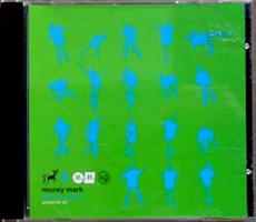 Money Mark - Push The Button [Promo] (CD, US)