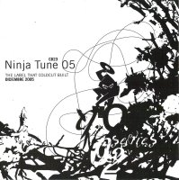 "V/A feat. Coldcut - Ninja Tune '05 ""The Label That Coldcut Built"" (CD, SPAIN) - Cover"