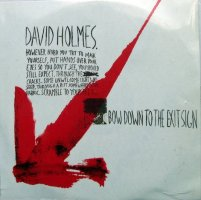 David Holmes - Bow Down To The Exit Sign [Promo] (CD, EUROPE)