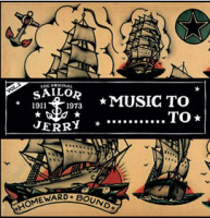 V/A feat. Heavy Trash - Sailor Jerry Compilation Vol II: Music To...........To (CD, US)