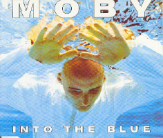 Moby - Into The Blue (CD, BENELUX)